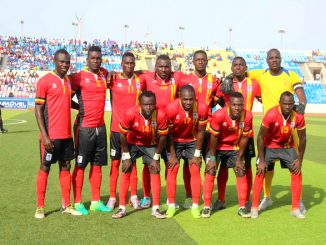 Uganda Cranes pick 3 points in Cape Verde