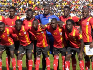 Uganda Cranes hold Senegal in Dakar
