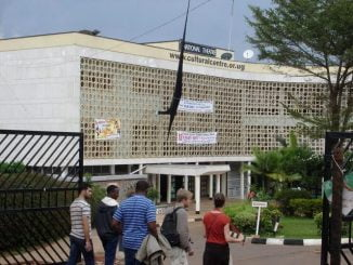 Uganda National Theatre tenants given one month eviction notice