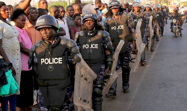 Uganda Police to deploy 800 officers in Kyadondo East