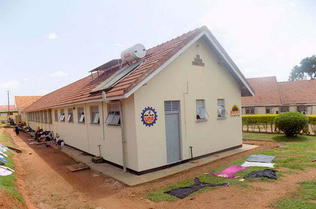 A section of Mbale Regional Referral hospital. Courtesy Photo.