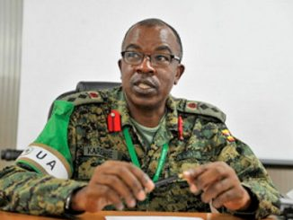 Brigadier Richard Karemire, the UPDF spokesperson. Courtesy Photo.