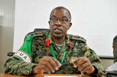 Brigadier Richard Karemire, the UPDF spokesperson
