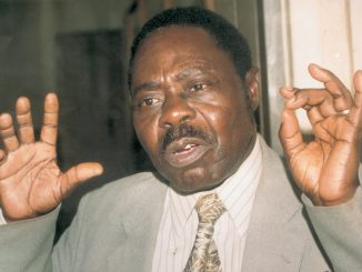 Veteran politician John Ssebaana Kizito is dead