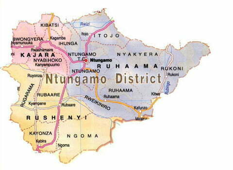Ntungamo council passes resolution to split district