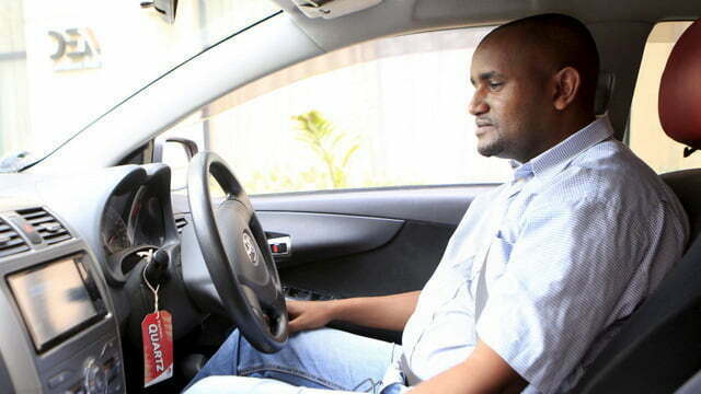 UBER releases updated community guidelines for riders and drivers across East Africa