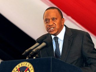 Kenya president, chief justice clash as elections approach