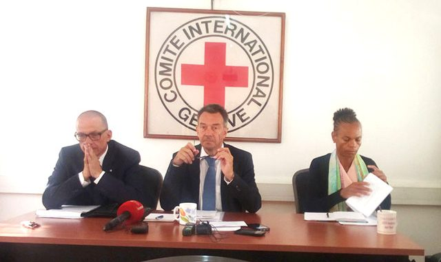 Red Cross seeks Museveni's help in South Sudan