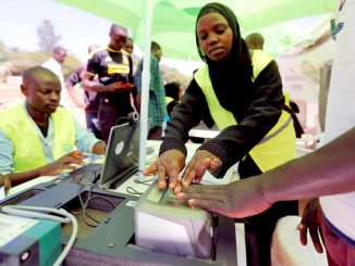 1,064 Kenyans to vote in Uganda