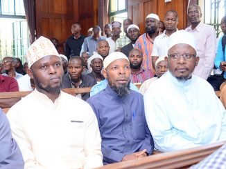 Court acquits Muslim clerics of murder, convicts 6 of terrorism