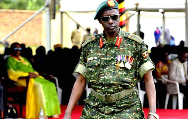 Gen Elly Tumwine defends raid on Parliament of Uganda