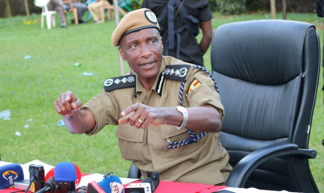 Age Limit Debate: Kayihura warns public against processions