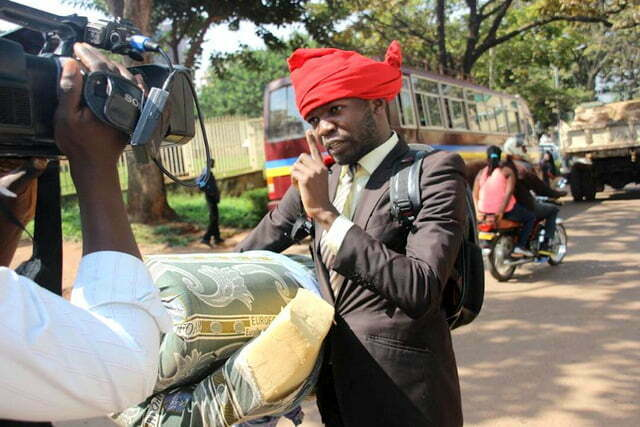 Makerere University Dons defend student Anti-Age limit protests