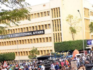 NSSF to fund construction of gov't campus for ministries
