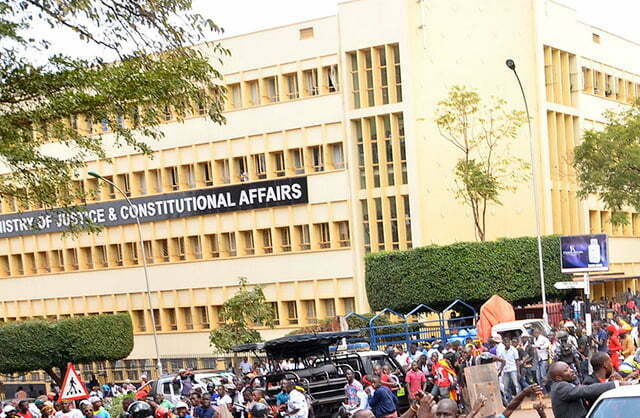 Ministry of Justice and Constitutional Affairs – Uganda