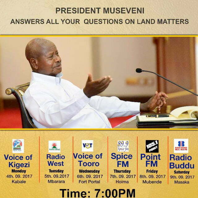 A graphic from State House announcing the talk shows