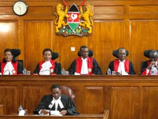 Kenya Court: 'We had no option but to annul the 2017 election'