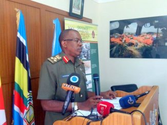 UPDF to recruit 3000 regular soldiers in October