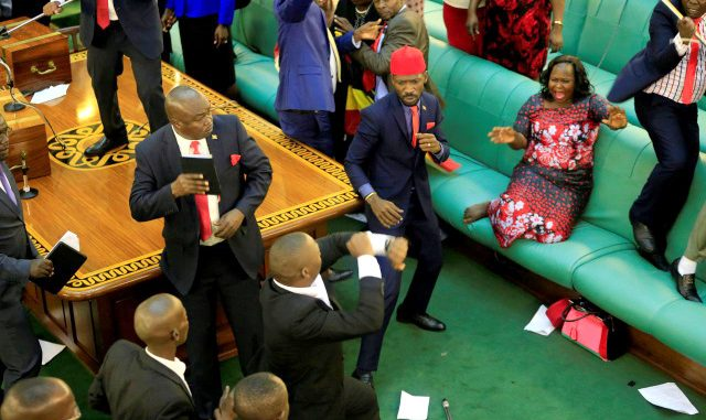 Age Limit: Speaker suspends 25 MPs from Parliament