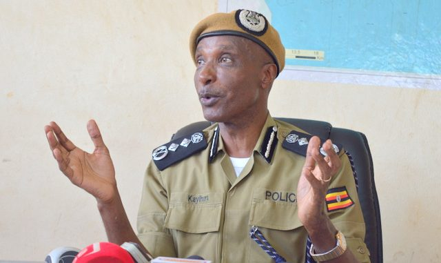 I planned raid on Parliament - IGP Kayihura