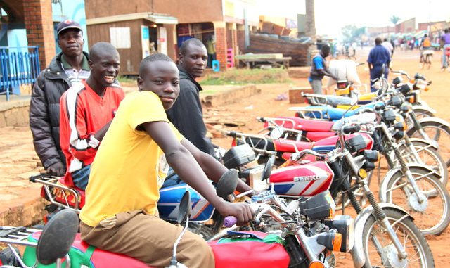 Uganda police warn motorcyclists iron bar hit-men strike again