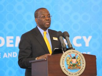 Former Kenya Chief Justice to deliver media and politics lecture in Kampala