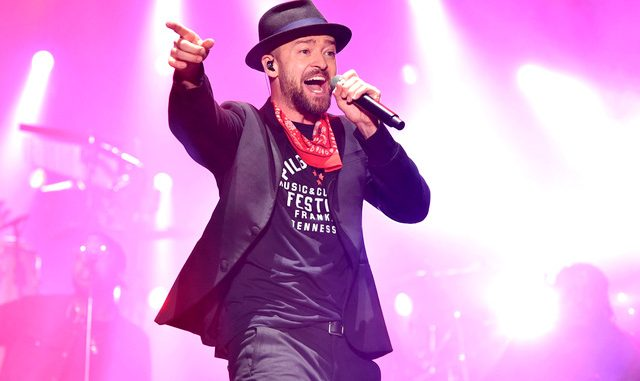 Justin Timberlake to headline Super Bowl Halftime Show in 2018
