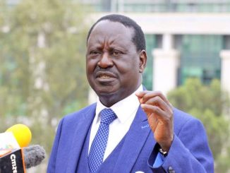 Kenya's opposition leader Raila Odinga quits election re-run