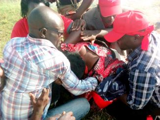 Age limit: MP Cecilia Ogwal hospitalized after inhaling teargas