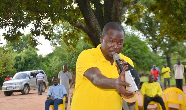 Todwong defends Museveni's silence on age limit debate