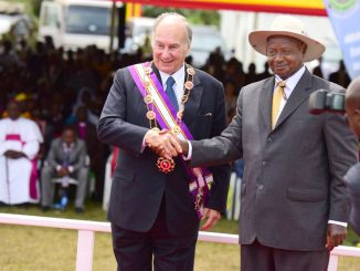 President Museveni blames poverty on alcoholism