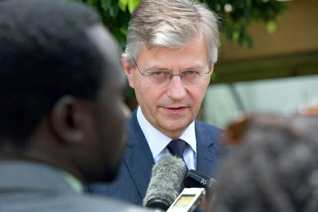 UN Peacekeeping chief, Jean-Pierre Lacroix