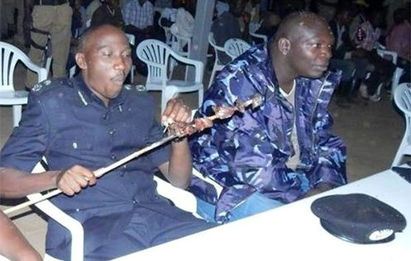 Police officers held for murder of Andrew Felix Kaweesi