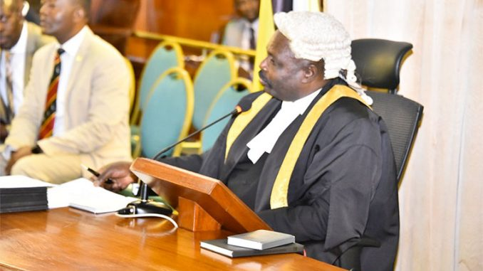Raid on Parliament highly regrettable - Oulanyah