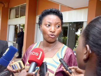 Kasese woman MP Winnie Kiiza