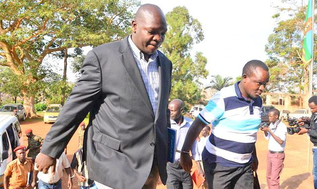 Police officer Agasirwe wants to be charged separately