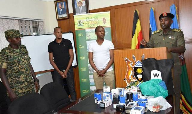 Gashumba sues CMI over detention without trial