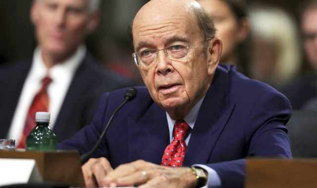 US Commerce Secretary not really a billionaire - Forbes