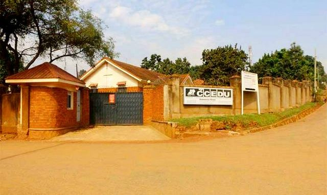 Thugs break into CCEDU offices
