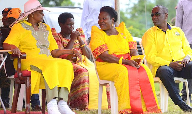 NRM sets up committee for 7-year-term proposal