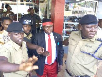 Uganda: Mao, 11 others arrested over age limit protest march