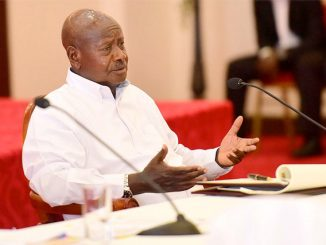 Masaka district officials petition Museveni over bad roads