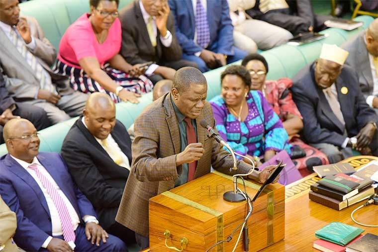 Tension, drama as MPs debate age limit Bill
