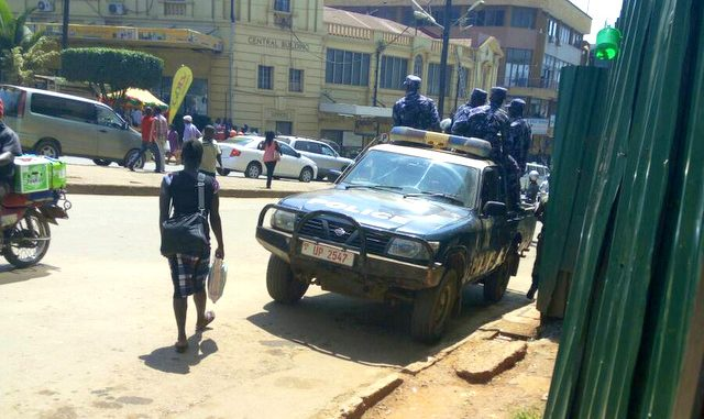 Uganda Police deploys 1,000 officers ahead of age limit debate