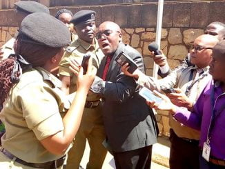 MP Niwagaba arrested over Kadaga court summons