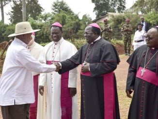 Archbishop Lwanga hits back at Museveni, Ofwono Opondo