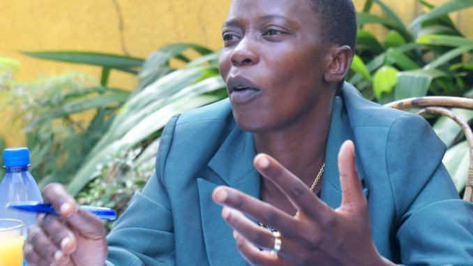 Betty Nambooze – The Lady from Mukono North