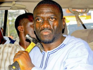Driving Dr Kizza Besigye – A personal account