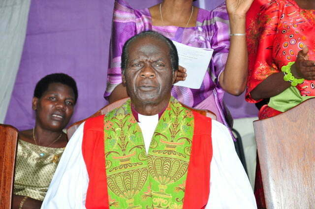 Former Archbishop Nkoyoyo to be buried at Namugongo Martyrs Shrine