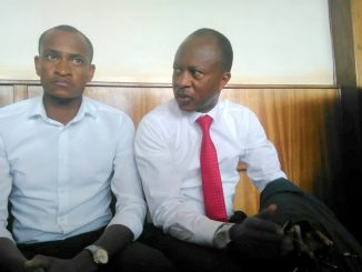 Frank Gashumba, brother pleads not guilty